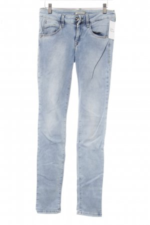 Fornarina Slim Jeans himmelblau Casual-Look