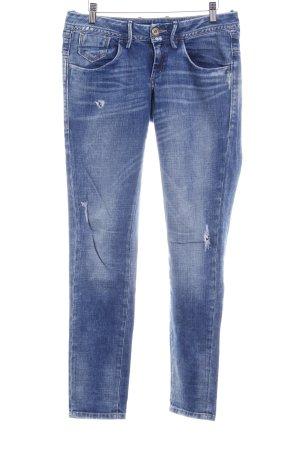 Fornarina Slim Jeans mehrfarbig Casual-Look