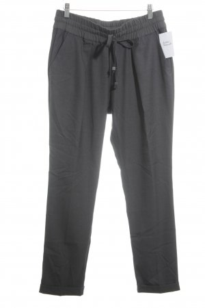 Fornarina Jersey Pants grey flecked casual look
