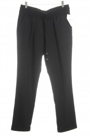 Fornarina Jersey Pants black casual look
