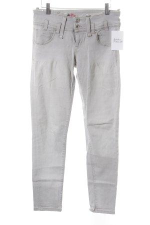 Fornarina Stretch Jeans hellgrau schlichter Stil