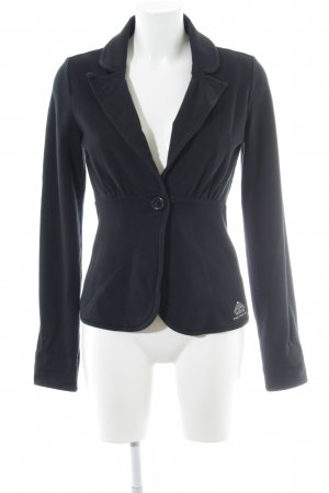 Fornarina Sweat Blazer black street-fashion look