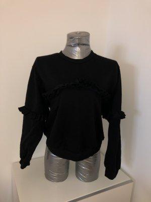 Fornarina, Sweatshirt, schwarz, Gr. M