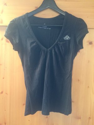 Fornarina, T-Shirt, schwarz, 36