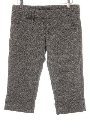 Fornarina Pantalon en laine multicolore style décontracté