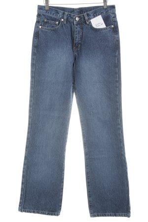 """Forvert Boot Cut spijkerbroek """"0197"""" blauw"""