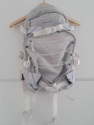 Forvert Rucksack blau weiß Wanderrucksack Backpack