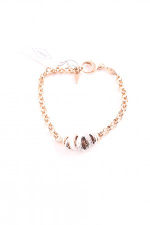 Fossil Bracelet gold-colored casual look