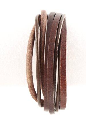 Fossil Armband braun Casual-Look