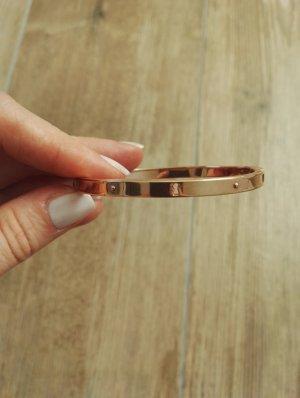 Fossil Bracelet de bras or rose bronze