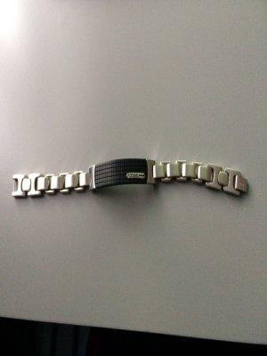 Fossil Armband / Herrenarmband mit Edelstahl und Leder
