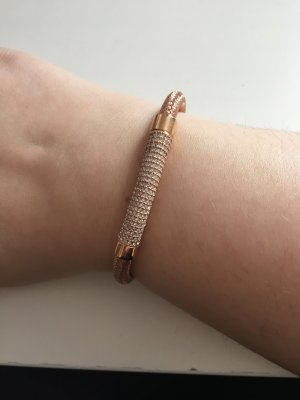 Fossil Armband/reif in Roségold