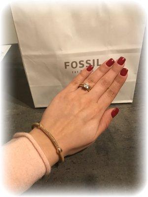 Fossil Armband Roségold, nude, beige NEU