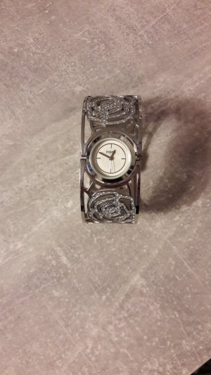 Fossil Watch Clasp silver-colored
