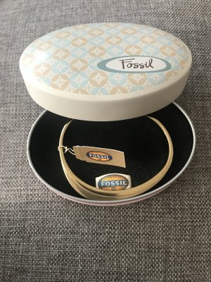 Fossil Armreif Armband gold