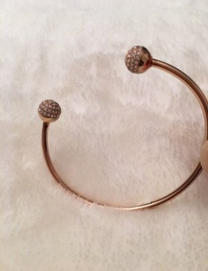 Fossil Bangle gold-colored-rose-gold-coloured