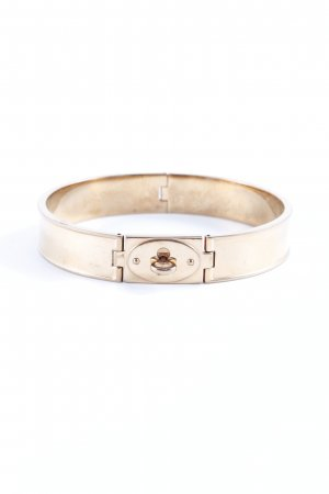 Fossil Bangle gold-colored simple style