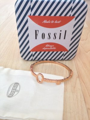 Fossil Bangle rose-gold-coloured