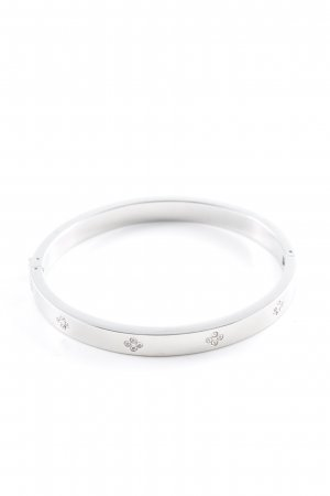 Fossil Bangle silver-colored elegant