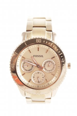 Fossil Self-Winding Watch gold-colored business style