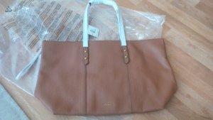 Fossil braune Leder Tasche, groß statt 300€ neu
