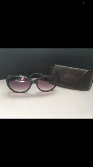 Fossil Glasses black-black brown