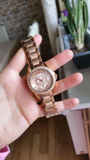 fossil Damen Uhr Batterie neu