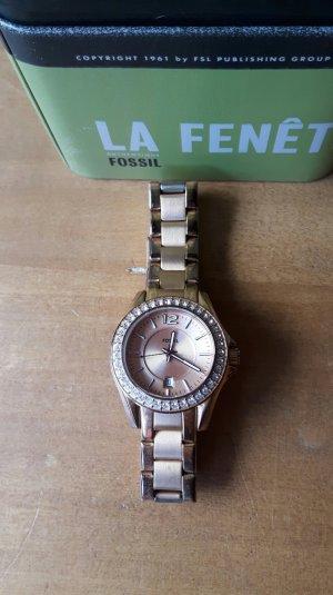 Fossil Damen Uhr mit Verpackung