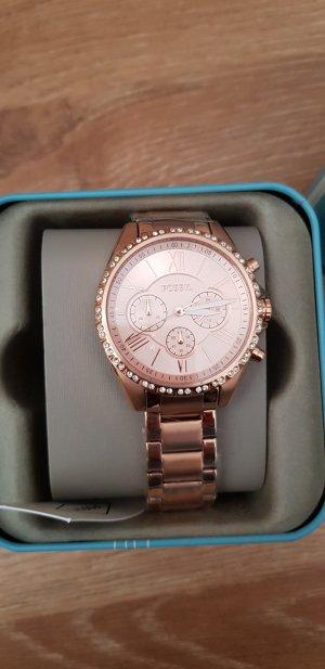 Fossil Damen Uhr neu mit Etikett rosegold