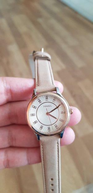 fossil damen Uhr nude fein klein