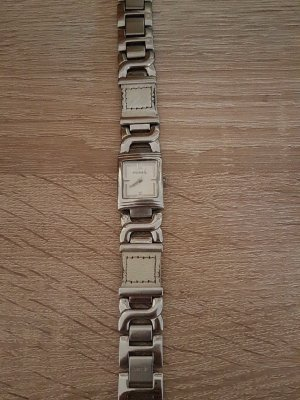 Fossil Damen Uhr Silber