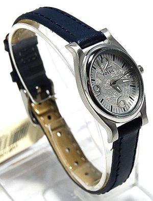 Fossil Damen Uhr WB1061B mit Leder Armband FO26.