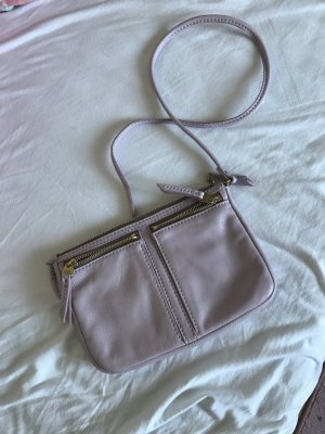 Fossil Damentasche Flieder