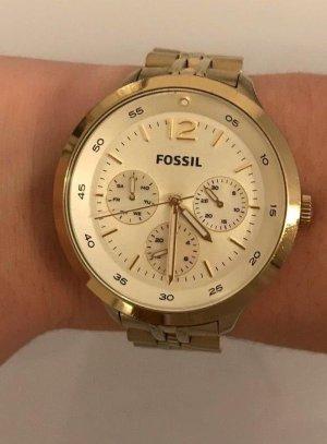 Fossil Orologio con cinturino di metallo oro Acciaio pregiato