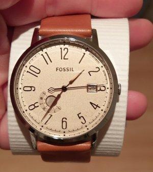 fossil es3958 damenuhr armbanduhr leder risė neu