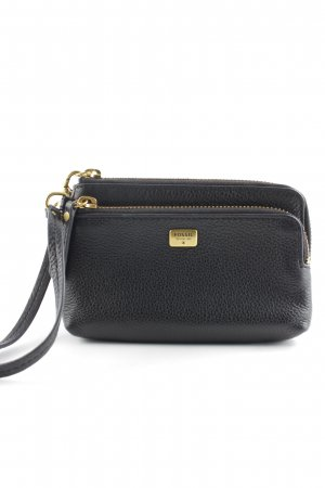 Fossil Wallet black business style