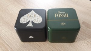 Fossil Geschenkboxen