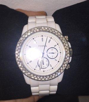 FOSSIl Glamour Uhr mit Swarovski