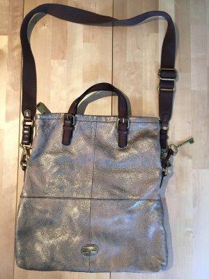 Fossil Handbag multicolored leather