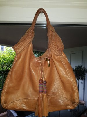 Fossil Pouch Bag brown