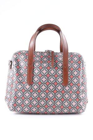 Fossil Handtasche Allover-Druck Casual-Look