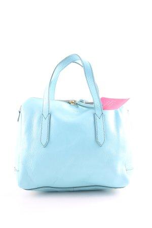 Fossil Handtasche blau Casual-Look