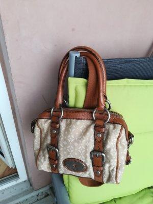 Fossil Handtasche mit Leder trage Griffen /Crossover