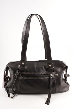 Fossil Carry Bag black classic style