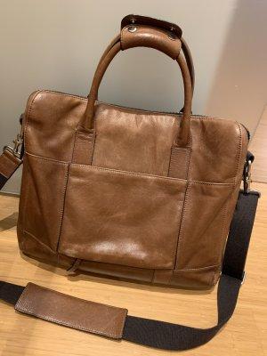 Fossil Laptop bag brown-cognac-coloured