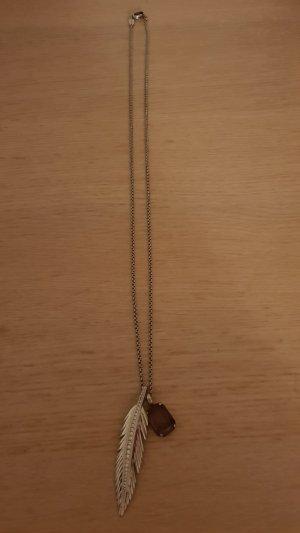 Fossil Kette Edelstahl 70cm