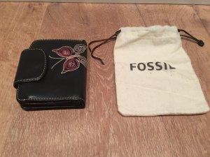 "Fossil Leder Geldbörse ""Schmetterling"""
