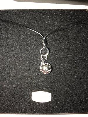 Fossil Leder Halskette