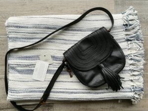 Fossil Leder Tasche schwarz neu