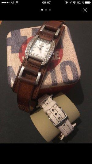 Fossil Lederband Uhr
